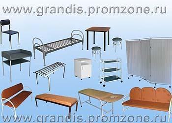 Мебель для больницы цены кушетки банкетки ширмы
